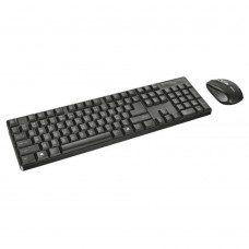 Trust Ximo Wireless Keyboard with mouse UKR (21628)