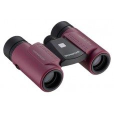 binoculars OLYMPUS RC II WP 8x21 Olive Green + Penknife and Compass