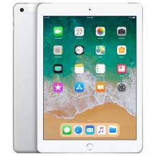 Apple iPad 2018 32GB Wi-Fi + Cellular Silver (MR6P2, MR702)