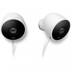 Nest Cam Outdoor 2 Pack (NC2400ES)