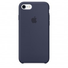 Apple iPhone 7 Silicone Case - Midnight Blue MMWK2ZM/A