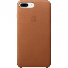 Apple iPhone 7 Plus Leather Case - Saddle Brown MMYF2ZM/A